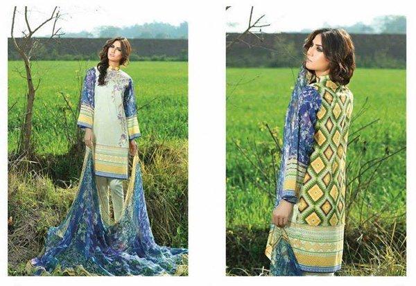 Motifz Digital Lawn Collection 2015 For Women 004
