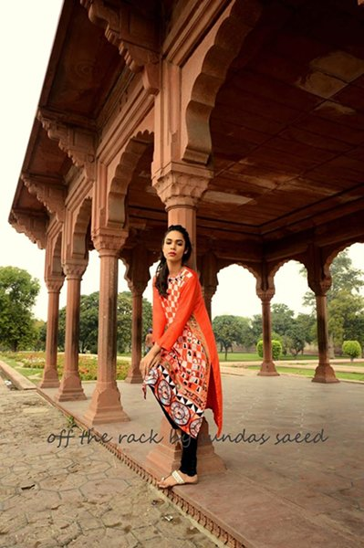 Off The Rack By Sundas Saeed Summer Collection 2015 For Women 0012
