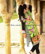 Off The Rack By Sundas Saeed Summer Collection 2015 For Women