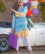 Saira Rizwan Lawn Dresses 2015 For Summer 1