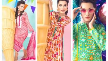 Satrangi By Bonanza Prêt Wear Collection 2015 For Women 001