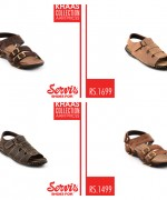 Servis Summer Footwear Collection 2015 For Men
