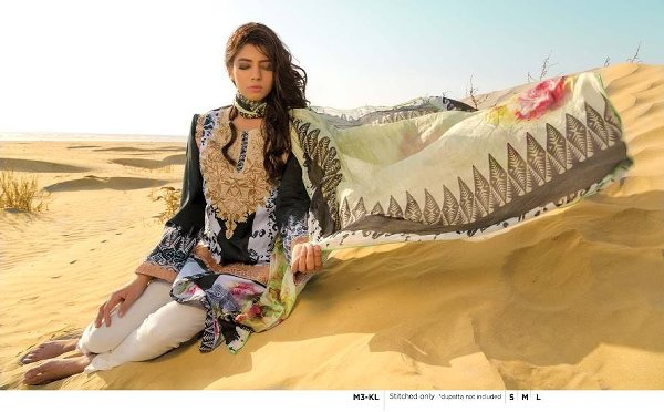 Shamaeel Ansari Summer Collection 2015 For Women 006