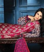 Shariq Textiles Feminine Lawn Collection 2015 For Women 001