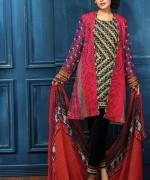 Shariq Textiles Feminine Lawn Collection 2015 For Women 0011