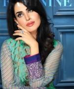 Shariq Textiles Feminine Lawn Collection 2015 For Women 0012
