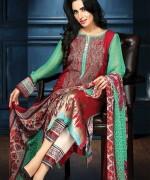 Shariq Textiles Feminine Lawn Collection 2015 For Women 0013