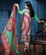 Shariq Textiles Feminine Lawn Collection 2015 For Women 0014