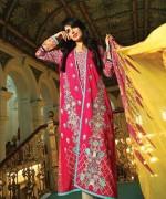 Shariq Textiles Feminine Lawn Collection 2015 For Women 005