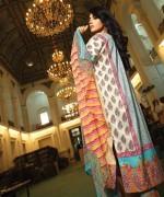 Shariq Textiles Feminine Lawn Collection 2015 For Women 008