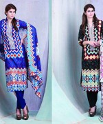 Sitara Textiles Sapna Lawn Collection 2015 For Women 0015