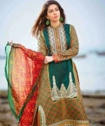 Tawakkal Fabrics Lawn Collection 2015 Volume 1 For Women 004
