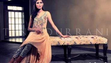 Tena Durrani Bridal Dresses 2015 For Girls 5
