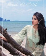Threads & Motifs Lawn Collection 2015 For Women 0010