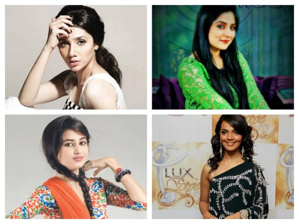Top 5 Successful Pakistani Actresses In 2015