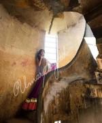 Umar Sayeed Ghagra Choli Collection 2015 For Women 3
