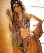 Umar Sayeed Ghagra Choli Collection 2015 For Women 8