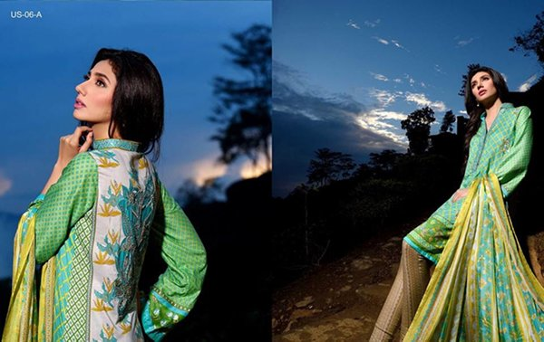 Umar Sayeed Lawn Collection 2015 For Women 006