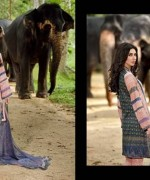 Umar Sayeed Lawn Collection 2015 For Women