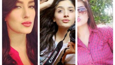 Which Pakistani Actresses Have Best Pout For Camera