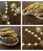 Xevor Jewellery Collection 2015 For Women  001