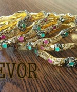 Xevor Jewellery Collection 2015 For Women 0012