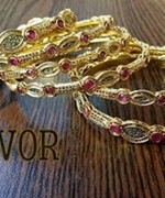 Xevor Jewellery Collection 2015 For Women  002
