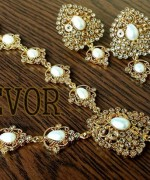 Xevor Jewellery Collection 2015 For Women 0020