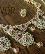 Xevor Jewellery Collection 2015 For Women  004