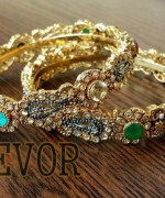 Xevor Jewellery Collection 2015 For Women  005
