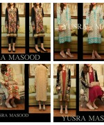 Yusra Masood Summer Collection 2015 For Women