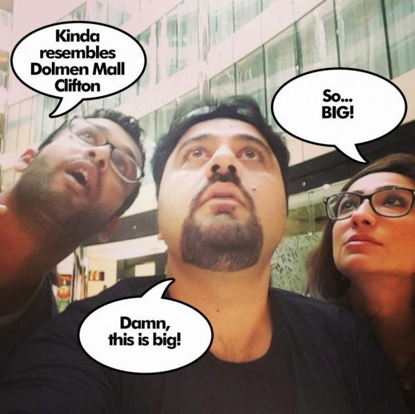 pakistani celebrities in dubai