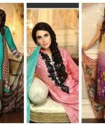 Ayesha Chottani Eid Collection 2015 By Shariq Textiles