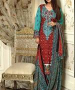 Ayesha Chottani Eid Collection 2015 By Shariq Textiles0012