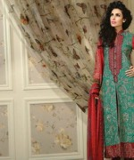 Ayesha Chottani Eid Collection 2015 By Shariq Textiles0013