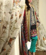 Ayesha Chottani Eid Collection 2015 By Shariq Textiles0015
