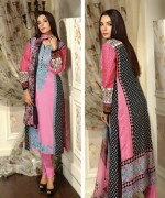 Ayesha Chottani Eid Collection 2015 By Shariq Textiles0018