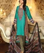 Ayesha Chottani Eid Collection 2015 By Shariq Textiles007