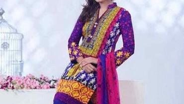 Ayesha Somaya Eid Collection 2015 By Flitz007