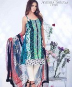 Ayesha Somaya Eid Collection 2015 By Flitz009