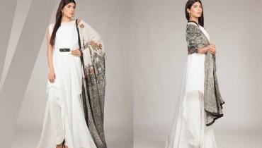 Fahad Hussayn Midsummer Dresses 2015 For Women 2