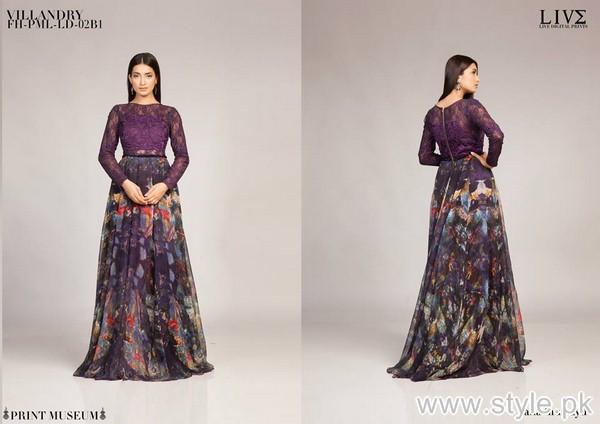 Fahad Hussayn Midsummer Dresses 2015 For Women 8