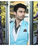 Fawad Khan New Photoshoot For Republic