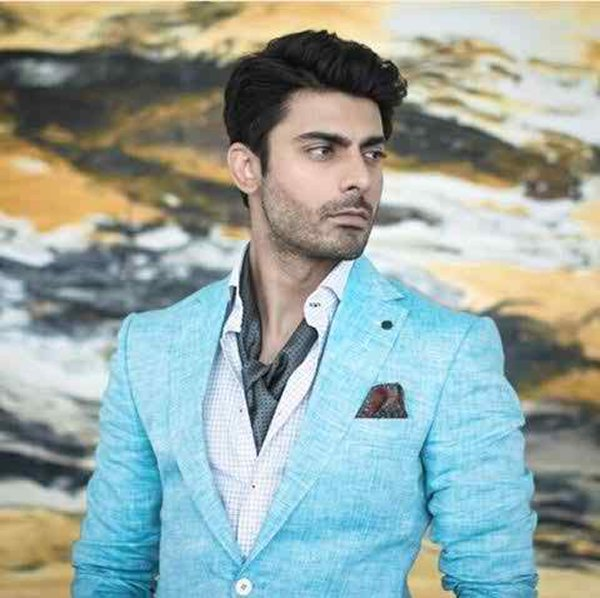 Fawad Khan New Photoshoot For Republic007