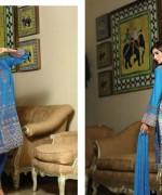 Hadiqa Kiani Fabric World Flora Summer Collection 2015 For Women007