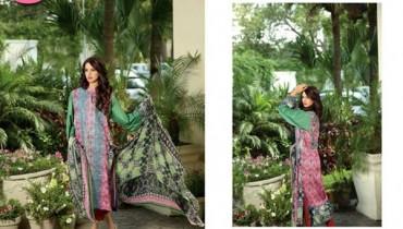 Hadiqa Kiani Fabric World Flora Summer Collection 2015 For Women01