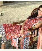 Hadiqa Kiani Fabric World Flora Summer Collection 2015 For Women011
