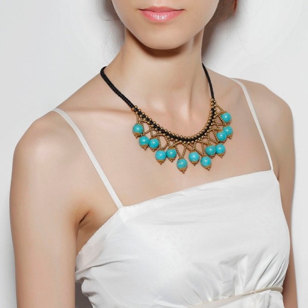 Handicrafted Necklaces