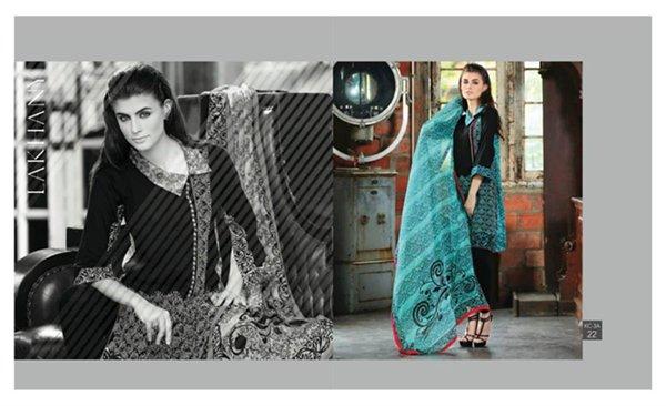 LSM Fabrics Komal Summer Collection 2015 Volume 2 For Women007