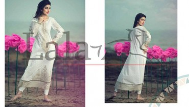 Lala Brocade Kurti Collection 2015 For Summer 1